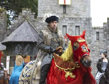 Les Tudors Conduite outrageuse