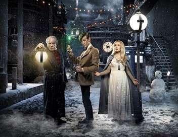 Doctor Who Le fantôme des Noëls passés