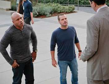 NCIS : Los Angeles Invisible