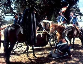 Zorro Bernardo en face de la mort