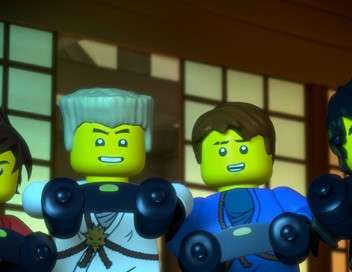 Ninjago : Possession Le sabre du sanctuaire