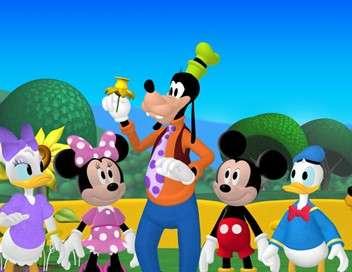 La maison de Mickey Le magicien d'Izz