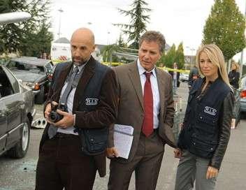 R.I.S. Police scientifique Dernier voyage