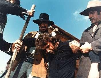 Une longue file de croix