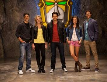 Power Rangers : Megaforce Vrack le Cyborg