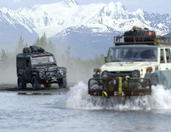 Cars vs Wild - Mission Alaska