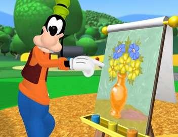 La maison de Mickey Un ami pour Cléo