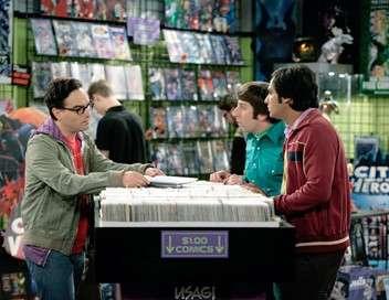 The Big Bang Theory La dissezione dell'accordo