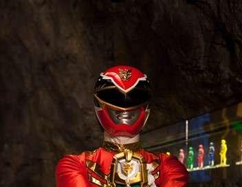 Power Rangers : Megaforce Un robot trop perso