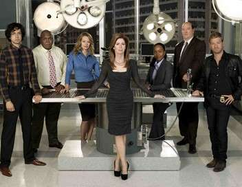 Body of Proof Fashion victime