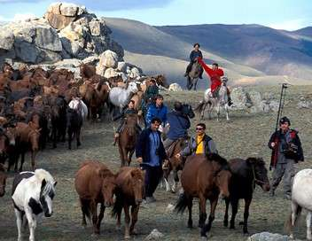 Ushuaïa nature L'esprit nomade (Mongolie)