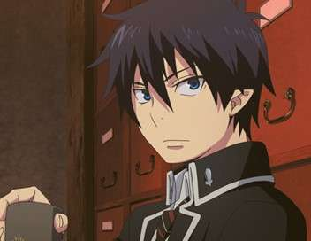 blue exorcist episode 26