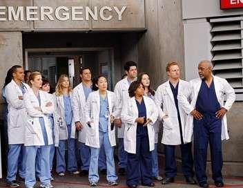 Grey's Anatomy A fleur de peau
