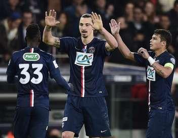 Auxerre - PSG Coupe de France 2015