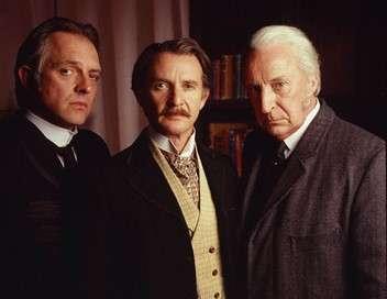Les mystères de Sherlock Holmes Les yeux de la terreur