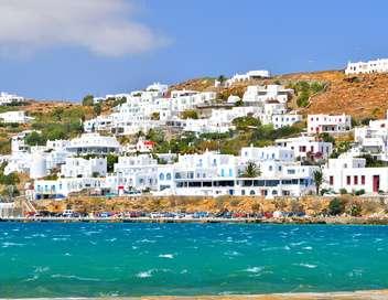 Enquête exclusive Mykonos : un été de folie en Méditerranée