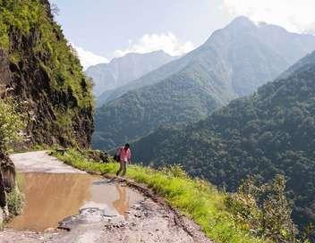 Sikkim, le chercheur et le chaman