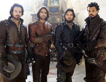 The Musketeers Complot contre la reine