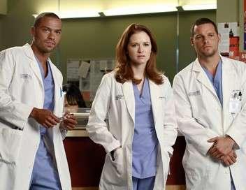 Grey's Anatomy Instinct de leader