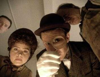 Doctor Who Le cauchemar écarlate