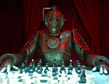 Doctor Who Le cyberplanificateur