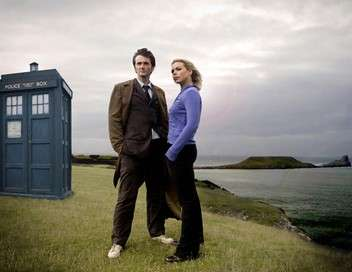 Doctor Who La cheminée des temps