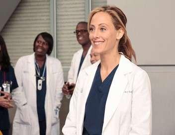 Grey's Anatomy Se détacher... et avancer
