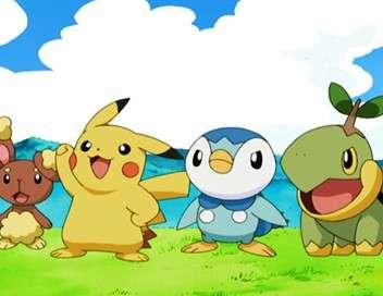 Pokémon : destinées rivales Tiplouf, Feuillajou et une rencontre inoubliable