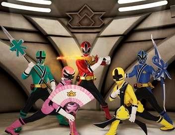 Power Rangers : Samurai Face-à-face