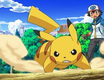 Pokémon : aventures à Unys et au-delà Emolga rejoint la Team Rocket