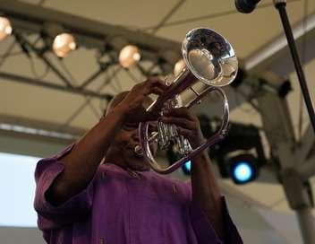 Hugh Masekela au Paris Jazz Festival