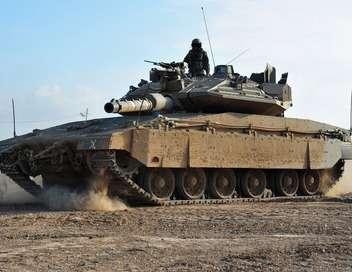 Le char d'assaut