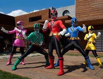 Power Rangers : Super Samurai Mise à l'épreuve