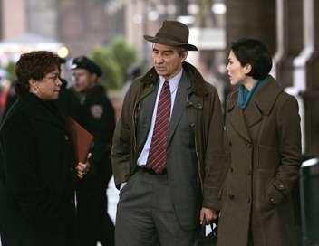 New York, police judiciaire Femme de pouvoir