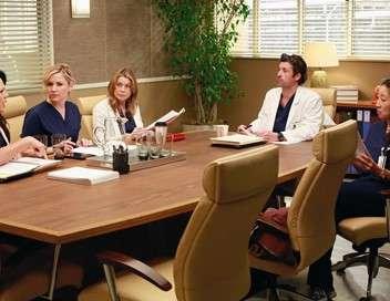 Grey's Anatomy Greffes en série