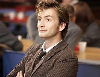 Doctor Who La terre volée