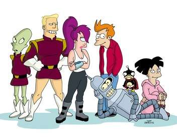 Futurama Là où aucun fan n'est jamais allé
