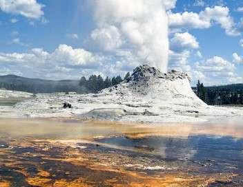 Vie sauvage à Yellowstone