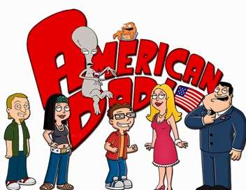 American Dad ! Imaginaire grandeur nature