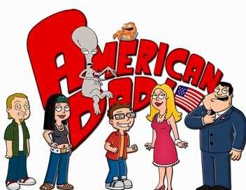 American Dad ! Soirée déguisée