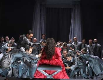 William Christie dirige Armide de Lully au Théâtre des Champs-Elysées