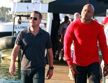 NCIS : Los Angeles Loup solitaire