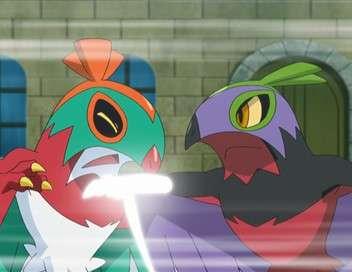 Pokémon : la quête de Kalos Une rencontre un peu gluante !