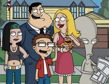 American Dad ! Roger et moi