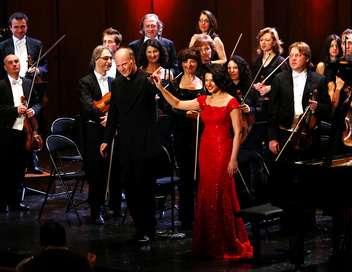 Khatia Buniatishvili joue le «Concerto pour piano n° 2» de Rachmaninov