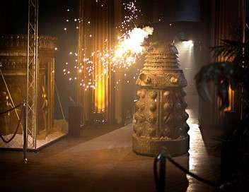 Doctor Who Le Pandorica s'ouvre