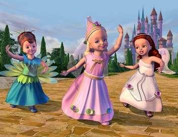 Barbie, coeur de princesse