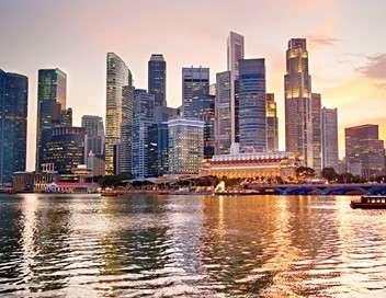 Singapour, la jungle urbaine