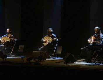 Trio Joubran aux Orientales de Saint-Florent-le-Vieil
