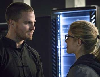 Arrow Je suis Oliver Queen